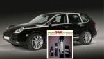 HIDROCAR ECOLOGICO baja el consumo un 50% en Porsche Cayenne