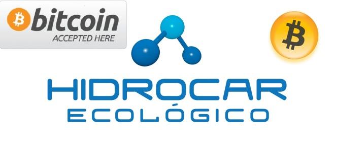 HIDROCAR ECOLOGICO acepta BITCOIN como medio de pago. A la vanguardia de la tecnología y laeconomía