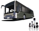 Aplicación autobuses de HIDROCAR ECOLOGICO
