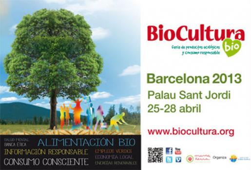 HIDROCAR ECOLOGICO en BIOCULTURA Barcelona 2013