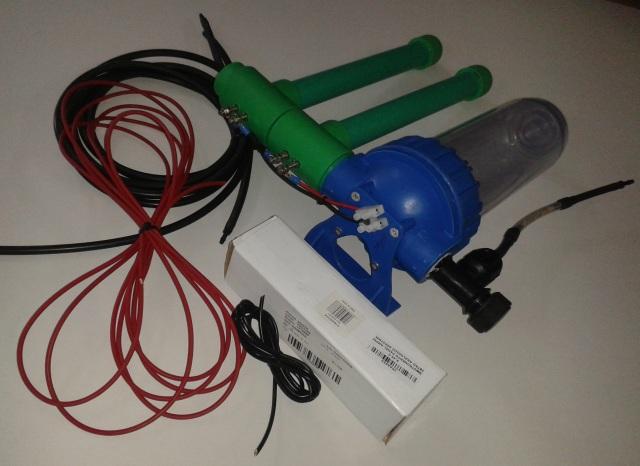 HIDROCAR ECOLOGICO ® kit S