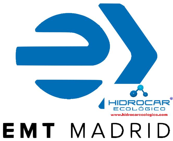LA EMPRESA MUNICIPAL DE TRANSPORTE DE MADRID PRUEBA HIDROCARECOLOGICO